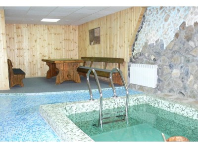 Гостиница «Фотон» | сауна с бассейном