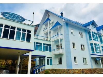 Гостиница «Фотон» | внешний вид, территория