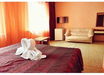 Гостиница «Фотон», «Полулюкс 2-местный 1-комнатный»