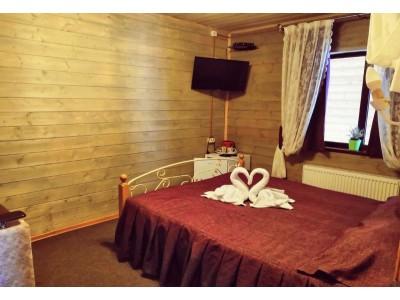 Гостиница «Фотон» | Коттедж 2-местный 1-комнатный (Альпийские домики)