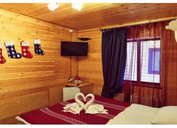 «Коттедж 2-местный 1-комнатный» , Альпийские домики